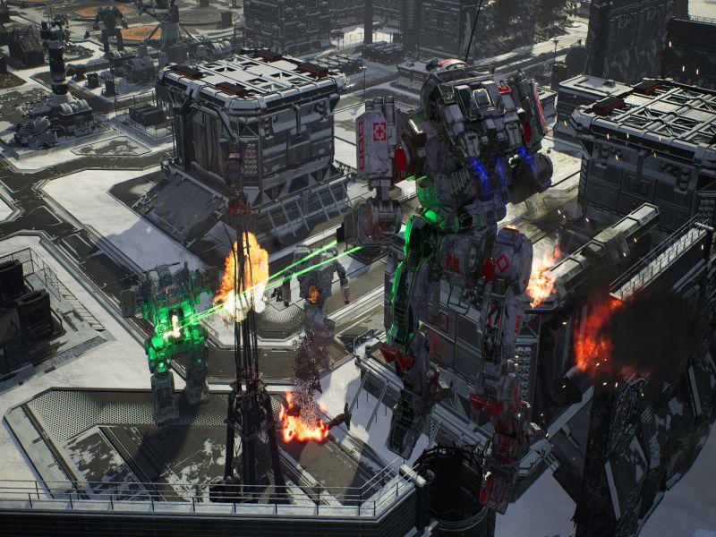 Download MechWarrior 5 Mercenaries Game Setup Exe