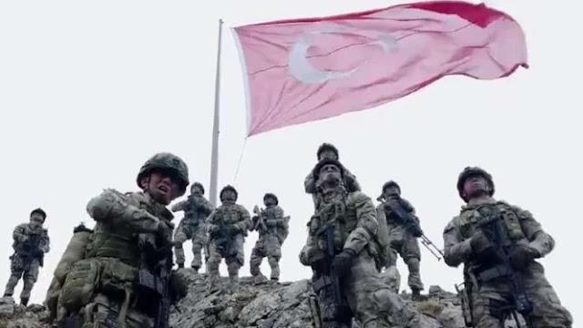 Turki Siap Tumpahkan Darah Perang Lawan Yunani di Mediterania
