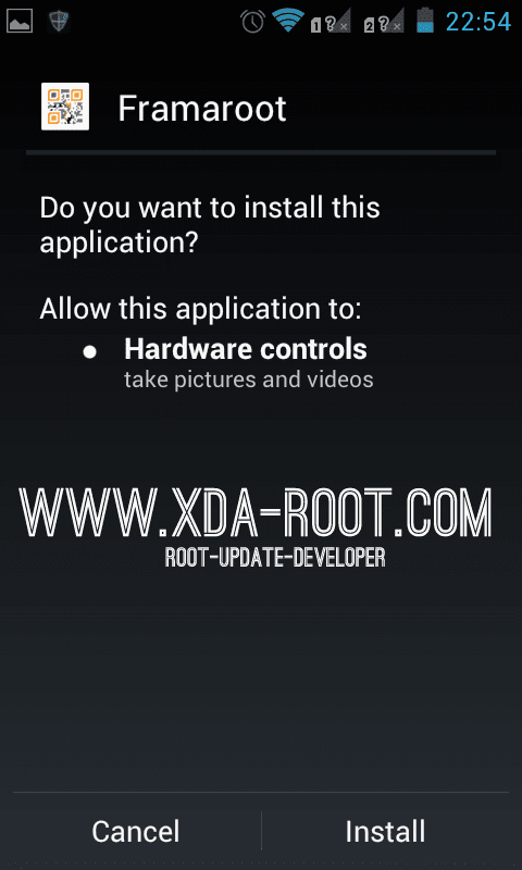 SONY-XPERIA-C-ROOT