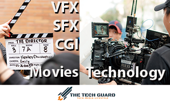 New Technologies Used In Movies 2020 - SFX, VFX, CGI