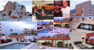 See Photos Of Most Expensive House In Nigeria, Owned By Runtowns Boss Ericmanny