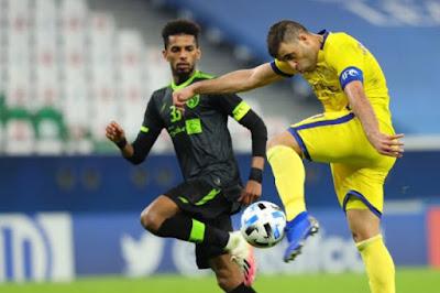 ملخص وهدف فوز النصر علي التعاون (1-0) دوري ابطال اسيا