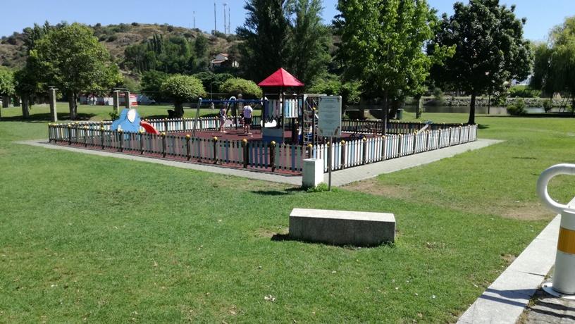 Parque Infantil Dr José Gama em Mirandela