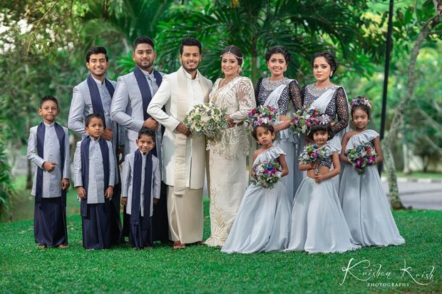 TV Derana Dream Star Udesh Indula Wedding Moments 9