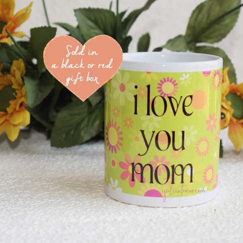 Buy custom Mugs for mother's day, gifts for mum online in Port Harcourt, Nigeria