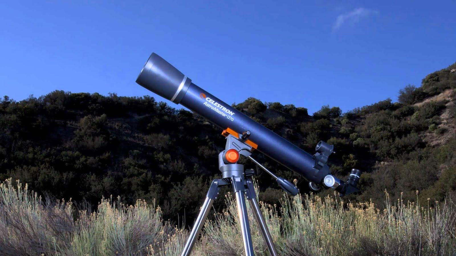Ulasan teleskop celestron astromaster az info astronomy