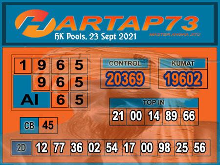 Hartap73 HK Kamis 23 September 2021 -