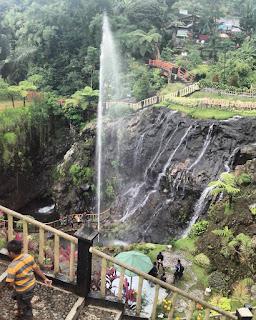 wisata alam Baturraden