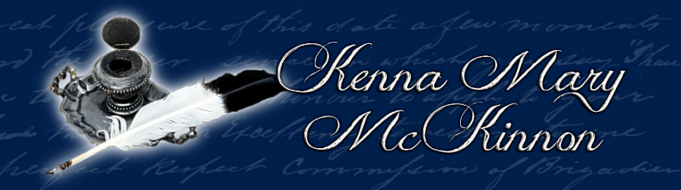 Kenna McKinnon Author