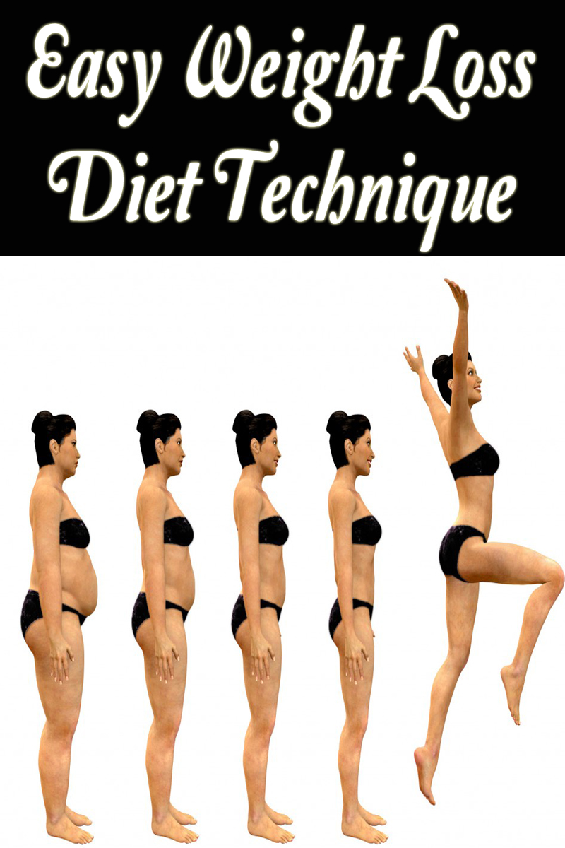 Easy Weight Loss Diet Technique