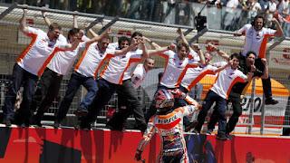 MOTO GP - El GP de las Américas de nuevo para Marc Márquez
