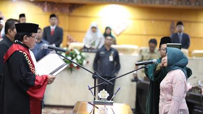 Anik Maslachah Wakil Ketua DPRD,  Gubernur Khofifah: Penguat Pemenuhan Hak- Hak  Perempuan di Jatim
