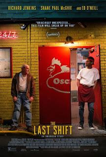 The Last Shift [2020] [DVDR] [NTSC] [Latino]