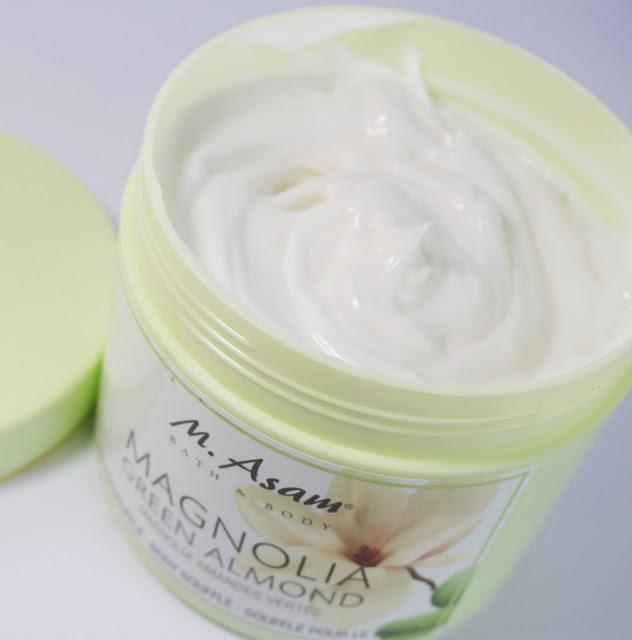 M. Asam - Magnolia & Green Almond Körpersoufflé
