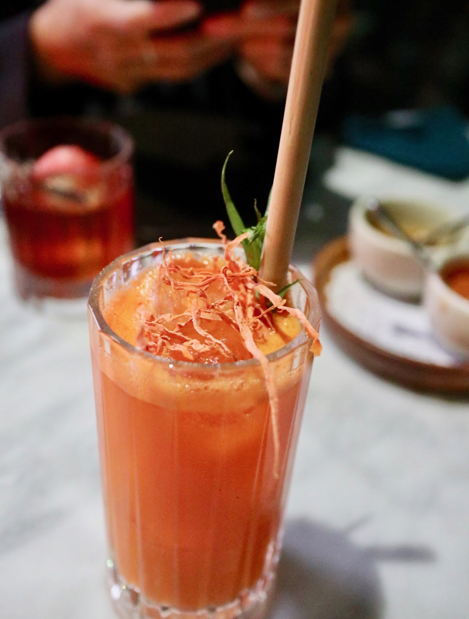 Rooh Cocktail