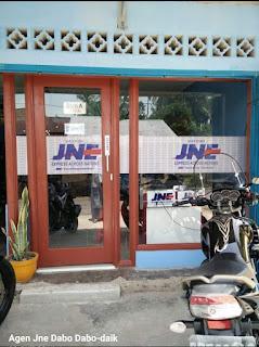 Pelayanan Jasa Pengiriman JNE Cabang Dabo Singkep mengecewakan Pelanggan