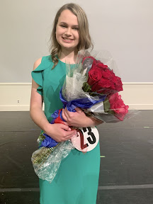 Montgomery Catholic Senior Allie Berg Top Ten Finalist in Montgomery's Distinguished Young Women Scholarship Program 1