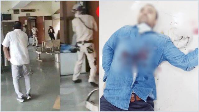 Ngeri, Gengster Terkenal India Ditembak Mati di Ruang Sidang