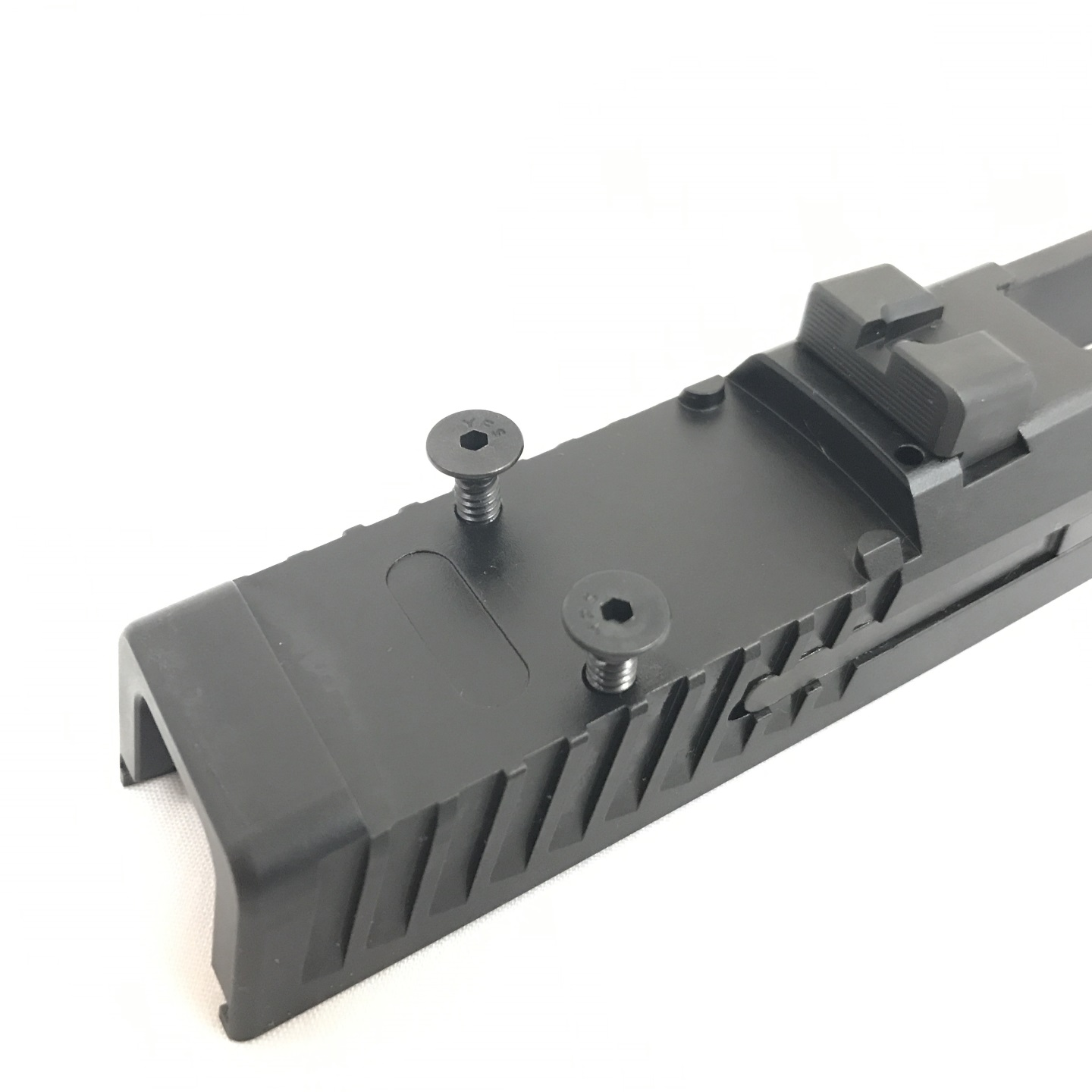 Reccomend sights for cz p10c suppressor ready that's getting