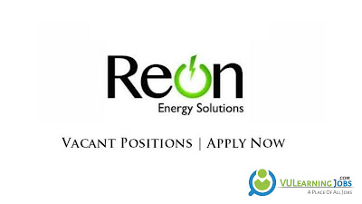 Reon Energy Limited Jobs In Pakistan May 2021 Latest | Apply Now