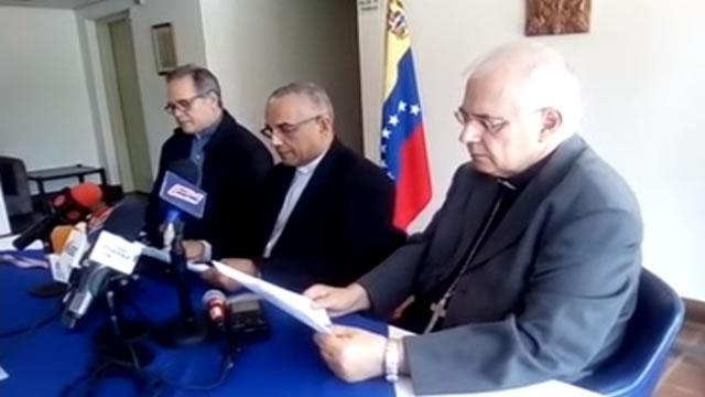 Conferencia Episcopal invita al pueblo venezolano hacer uso de su derecho a expresarse este #16Jul