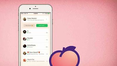 Comandos redes sociales Peach
