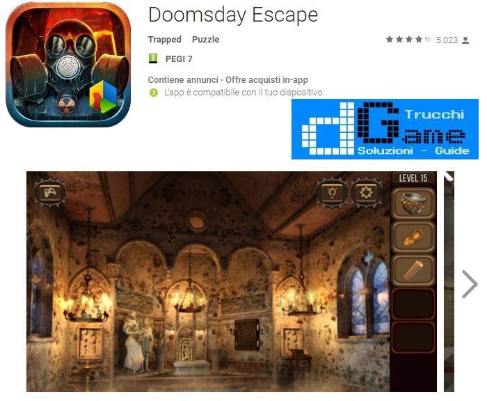 Soluzioni Doomsday Escape