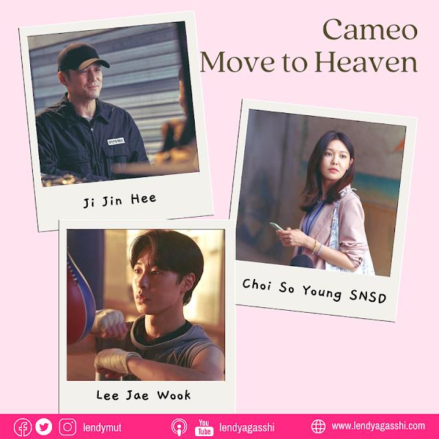 Cameo dalam drama Move to Heaven