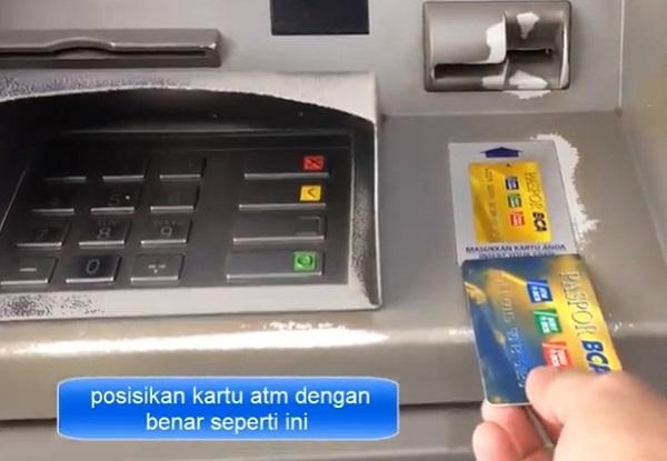 Ambil Uang Tunai Via ATM BCA: Langkah Pertama