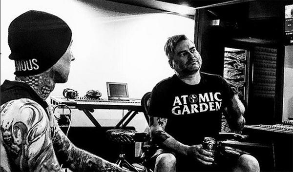 Fat Mike (NOFX) and Travis Barker (blink-182) joining forces to record a new album
