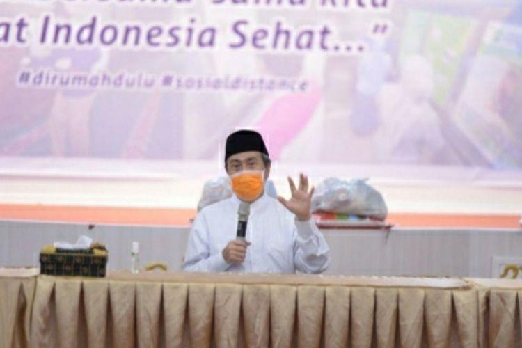 Gubernur Riau Setuju Tol Pekanbaru - Dumai Dibuka pada H-7 Lebaran