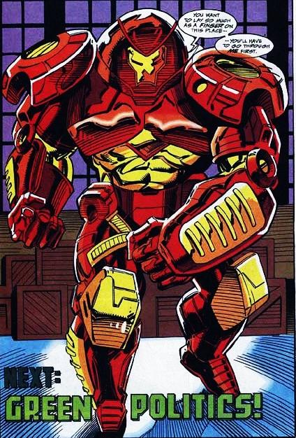 Iron Man Todas Sus Armaduras Trajes Y Versiones Diferentes