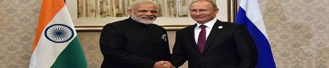 Modi Joins Putin's Dream Project To Develop Russia's Far East