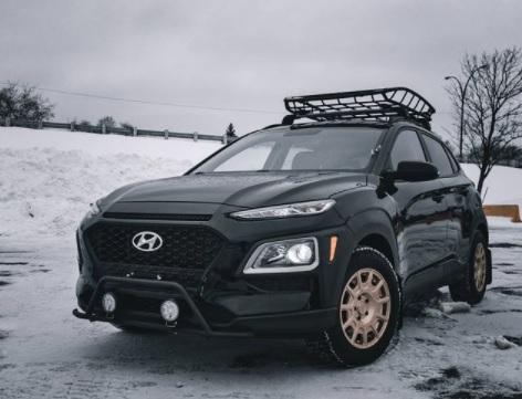 Hyundai Kona All New