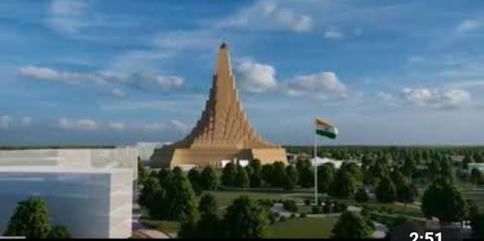 अहमदाबाद:पाटीदारों की देवी मां उमिया देवी मंदिर का हुआ शिलान्यास, विश्व में सबसे ऊंचा रहेगा यह मंदिर, 1000 करोड़ रुपए की लागत में बनेगा