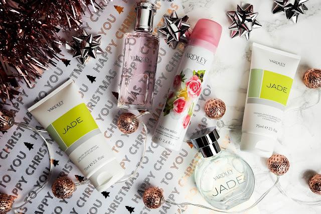 Yardley London fragrance gift