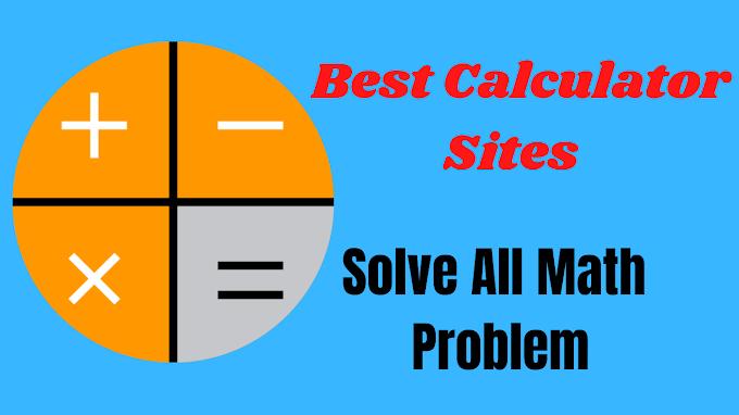 Top 7 Best Calculator Sites
