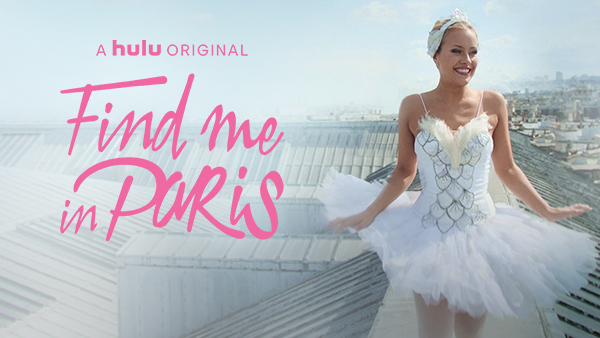 Find Me in Paris on Hulu