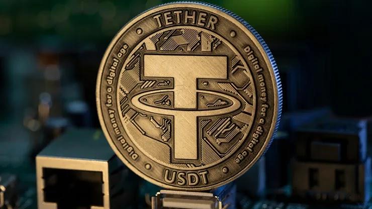 Tether – это криптовалюта, которая использует блокчейн биткоина