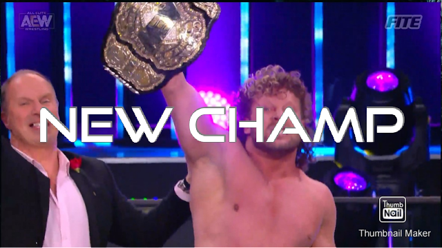 Guess What! I'm Watching IMPACT Wrestling Next Week | Kenny Omega New AEW World Champion