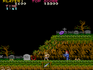 GHOSTS N GOBLINS Cover Photo