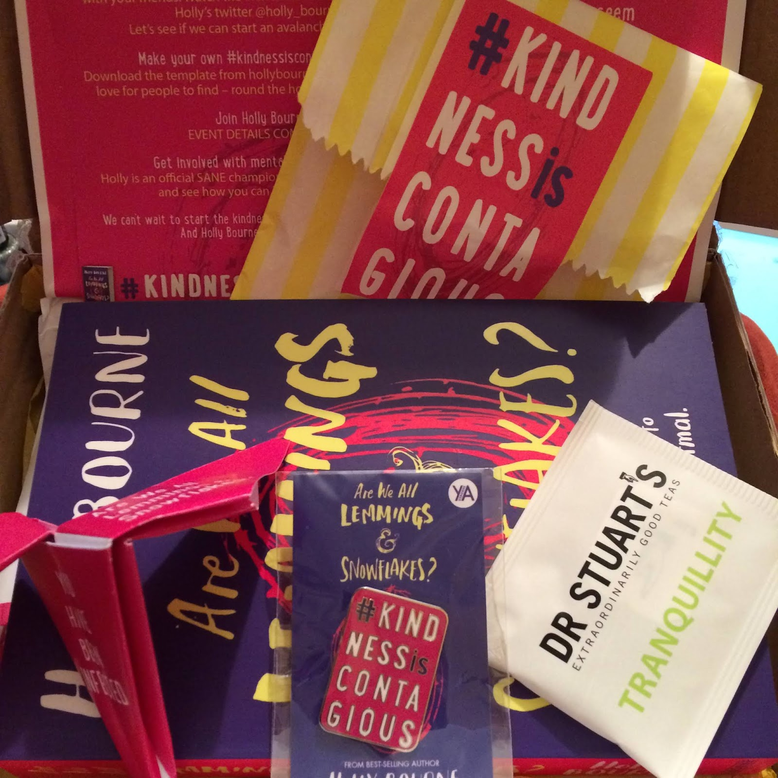Kindness Ambassador Package