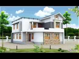 Bentuk Rumah Minimalis 2 Lantai Modern