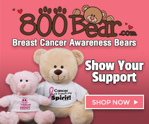 800bear breast cancer awareness