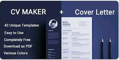 Curriculum Vitae App CV Builder Resume CV Maker