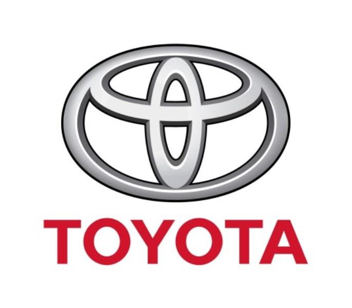 Logo Toyota mới nhất