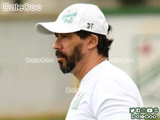 Pablo Sánchez DT de Oriente Petrolero - DaleOoo
