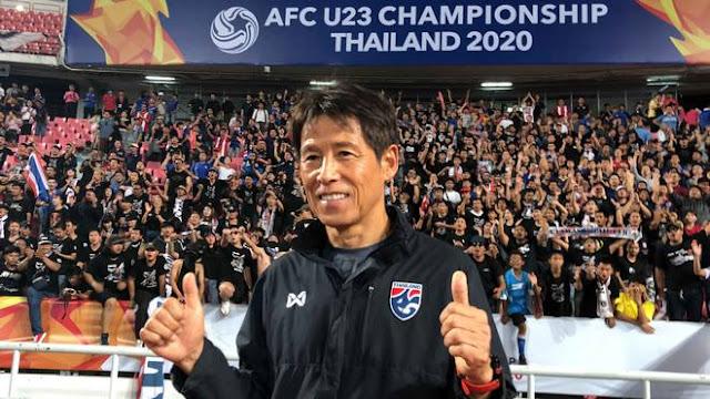 Thái Lan lập kỳ tích U23 châu Á: Siêu HLV Nhật Bản nói gì về mục tiêu Olympic?