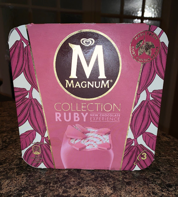 Magnum Collection - Ruby Ice Creams