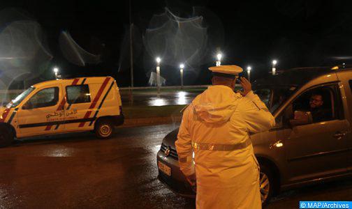 الدار البيضاء : ضرورة سلك الطريق السيار المداري لمن لا يتوفر على رخصة استثنائية